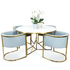 west elm round dining table modern round dining table processcodi com