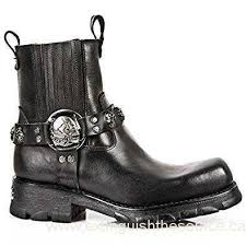 s boots free shipping canada rock m mc7621 s1 black leather s s boots motorcycles