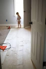 farmhouse floors farmhouse progress to stain or paint the wood floors
