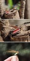 zanlure 40pcs boxed colorful bionic fly fishing hook bionic lure