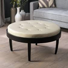 Black Microfiber Ottoman Microfiber Ottoman Coffee Table Home Design And Decorating Ideas