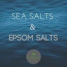 epsom salt vs table salt sea salt vs epsom salt uses differences and tips intrinsics