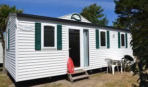 location mobil home 3 chambres mobil home pour 6 personnes dans le morbihan
