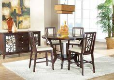 Reasonable Dining Room Sets by Picture Of Delmon Walnut 5 Pc Oval Dining Set From Dining Room