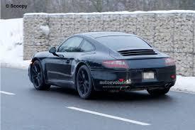 porsche 911 winter spyshots porsche 911 winter testing autoevolution