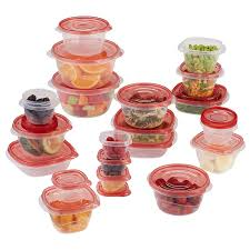 amazon com rubbermaid takealongs assorted food storage container