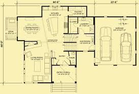 Main Level Floor Plans Unique House Plans Gorgeous 3 Bedroom Contemporary Home