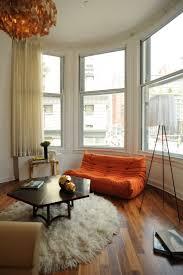 Best Orange Sofa Images On Pinterest Orange Sofa Living Room - Orange living room set
