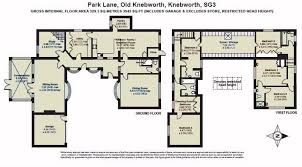 Stansted Airport Floor Plan by 5 Bedroom Detached House For Sale In Park Lane Knebworth Sg3 6pp