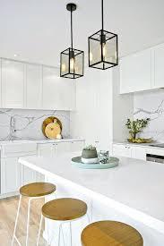 Black Kitchen Island With Stools Black Kitchen Island Pendant Light Luxurious And Splendid Kitchen