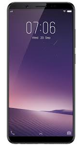 vivo v7 matte black fullview display amazon in electronics