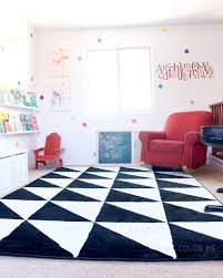 Kids Polka Dot Rug by Our Kids Bright And Colorful Playroom