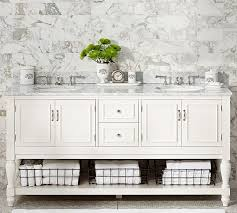 pottery barn bathroom ideas newport sink console pottery barn