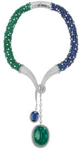 benitoite necklace 901 best gemstone jewelry images on pinterest high jewelry