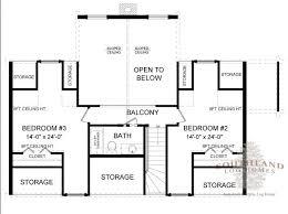 super greenwod i log home plan by southland log homes
