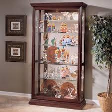 Curio Cabinets Pair Curio Cabinets You U0027ll Love Wayfair