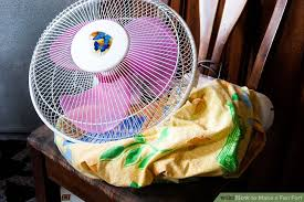 how to make a fan how to make a fan fort 6 steps with pictures wikihow