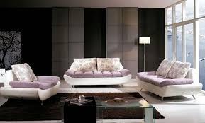ensemble de canapé canape cuir et ensemble salon blanc decoration interieur avec