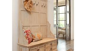inner low wooden bench tags white upholstered bench storage