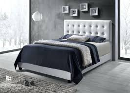 Leather Headboard Queen Bed by Headboard Leather Headboard Bedroom Furniture White Leather