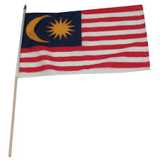 Country Flags Small Malaysia 12in X 18in Flag