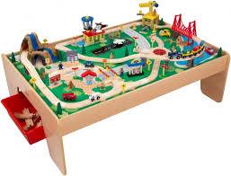 thomas train set wooden table thomas the train table set table ideas