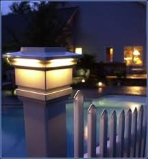 Solar Lights Fence - 8 best solar led post lights images on pinterest solar led