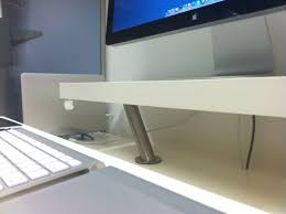 Standing Height Desk Ikea by Corner U0026 Extra Tall Standing Desks Ikea Hackers Ikea Hackers