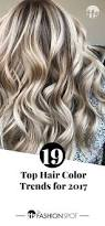 these will be the most popular hair colors of 2017 according to