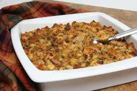 recipes forstuffing or bread dressing