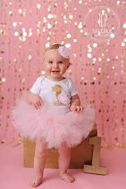 1st birthday girl pink birthday tutu baby girl birthday 1st bday girl
