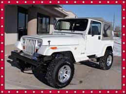 jeep islander interior used 1989 jeep wrangler islander 4x4 for sale stock 10148a