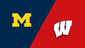 Michigans Flag Ncaam 2018 20 Michigan Vs Wisconsin Highlights Feb 11 2018 Youtube