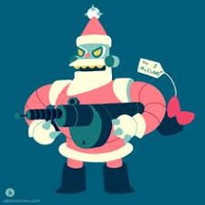 merry xmas by megbeth on deviantart futurama pinterest xmas