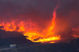 Wildfires California Current by How The Blue Cut Blaze Spawns Those Insane Firenadoes Wired