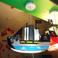 corsair pendant lighting fixtures pirate ship hanging lamp