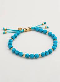 turquoise bead bracelet images Power gemstone turquoise beaded bracelet for healing jpg