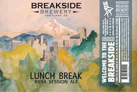 Portland Breweries Map by Breakside Brewery Kicks Off 2015 With Five New Beers Brewbound Com