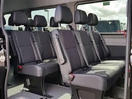 Sprinter Bench Seat 2017 New Mercedes Benz Sprinter Passenger Van 2500 High Roof V6