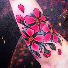 75 best japanese cherry blossom designs meanings 2018