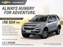 C A T Motors Gm Car Dealership Cradock The Opel Isuzu And