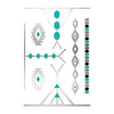 tribal bracelets turquoise sheet simply ma de