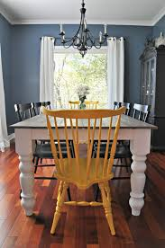 Diy Dining Room by 15 Diy Farmhouse Table To Create Warm And Inviting Dining Area