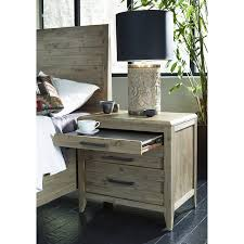 bedroom sophisticated blue modern nightstands black and 3 drawer
