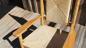 Rocking Chair Png Wooden Rocking Chair On Front Porch With Shadow 4k Stock Video