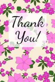 free thank you cards beautiful blooms free thank you card printable