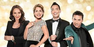 strictly come dancing u0027s 2017 line up codenames have been revealed