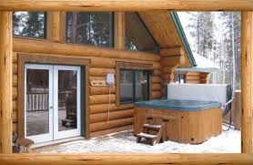 ski vacations breckenridge colorado winter log cabin rentals