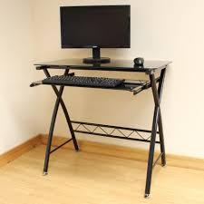 L Shaped Desk Sale by Desks Z Line Belaire Glass L Shaped Computer Desk L Shaped