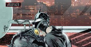 batman rebirth u0027s catwoman proposal is dc u0027s best batman romance